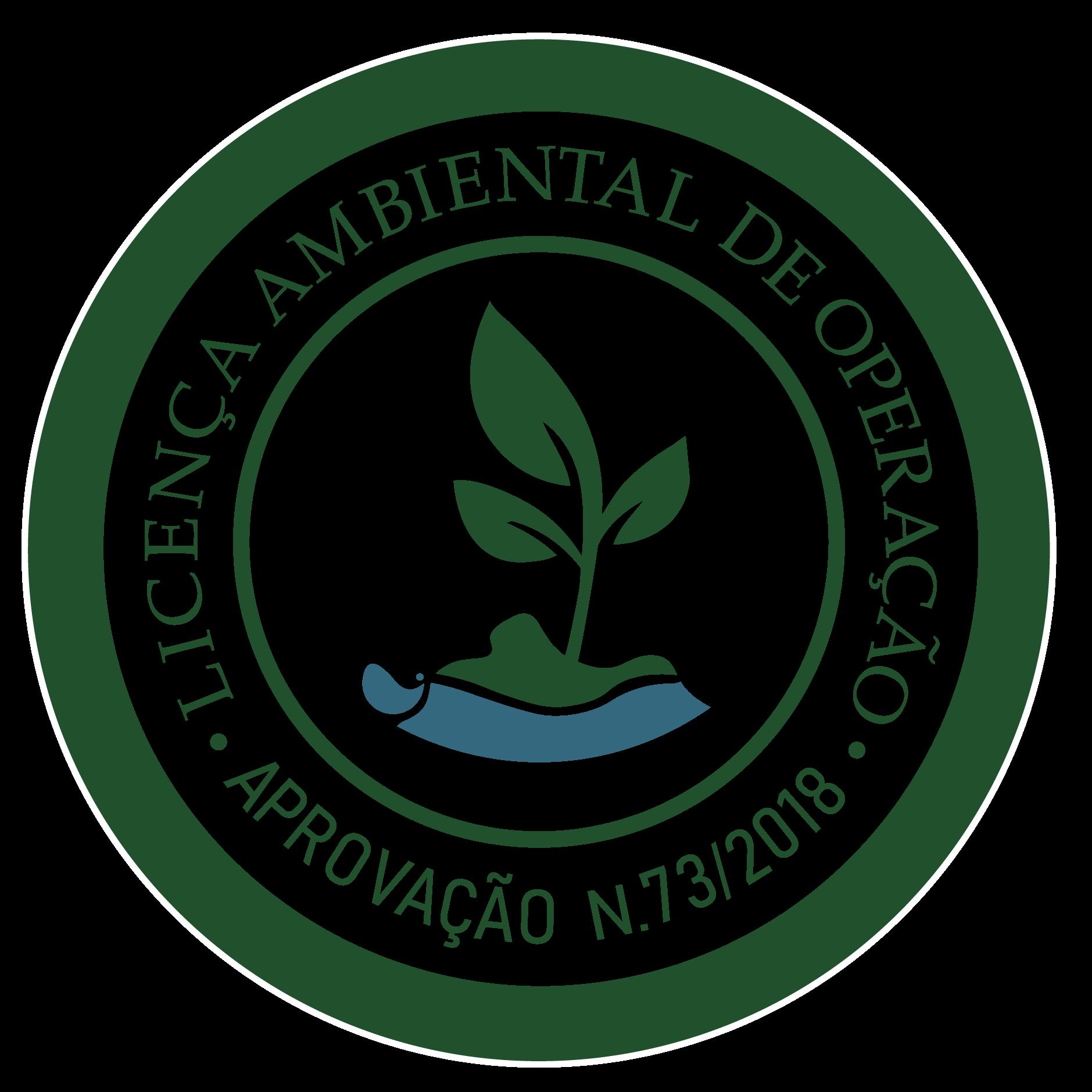 Selo Licença Ambiental